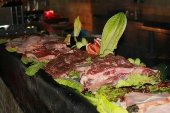 Grand Sirenis Riviera Maya Resort & Spa: Fresh meat