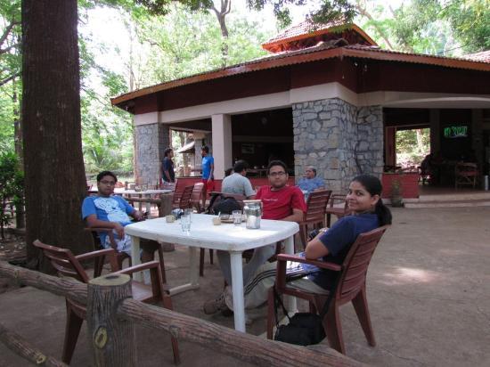 Hornbill River Resort The Dining Area