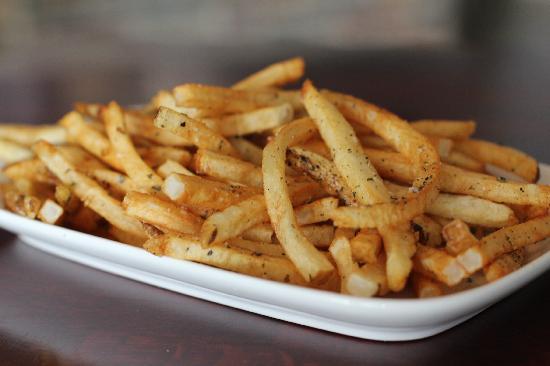 Opa! Mezze Grill: Opa! Fries