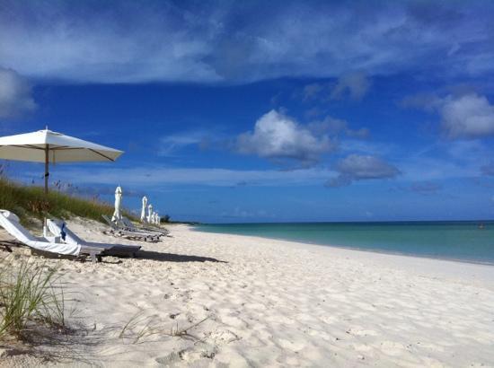 COMO Parrot Cay, Turks and Caicos: perfect beach