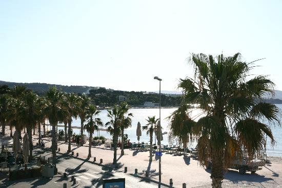 Le Marina B: View from the terrace