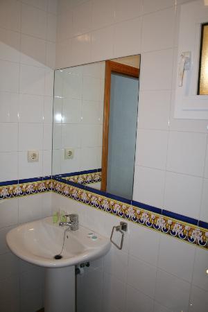 Hostal San Jose: baño