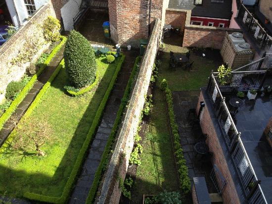 No. 1 Pery Square Hotel & Spa : Inner Courtyard