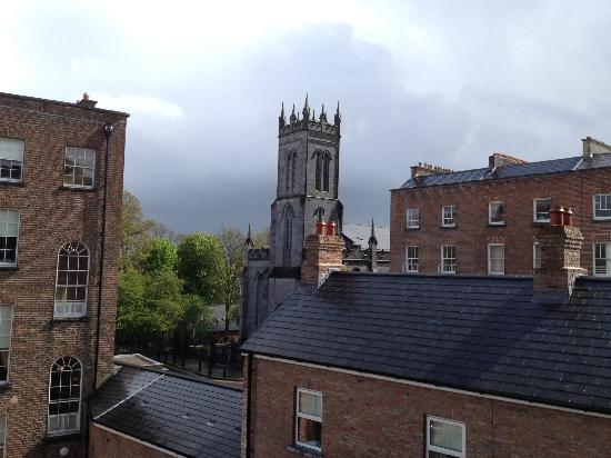 No. 1 Pery Square Hotel & Spa : View of a church from the Room