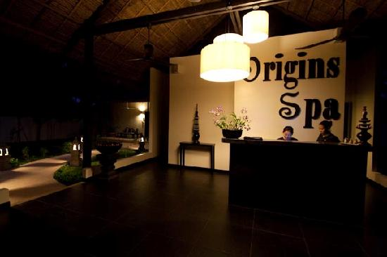 Sojourn Boutique Villas: Origins Spa
