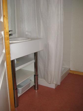 Goelia Les Chalets De La Toussuire : Bathroom