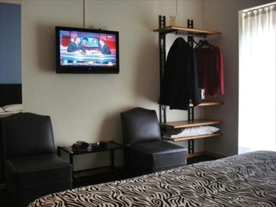 Hotel Plaza Roma: Habitacion doble