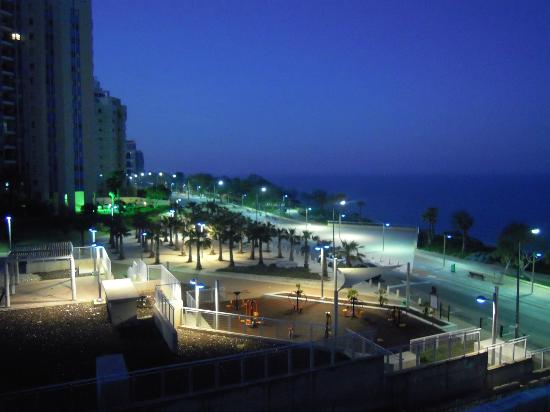 Galil Hotel: seaside