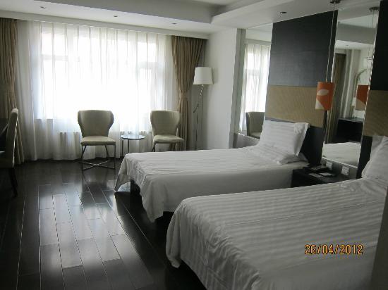 Orange Hotel (Beijing Jinsong Bridge East): Room 1