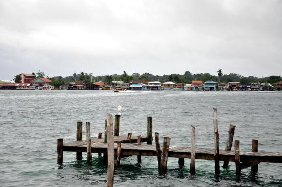 Bocas Paradise Hotel: Bocas panorama