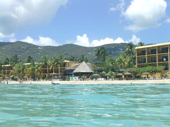 Emerald Beach Resort St Thomas Hurricane