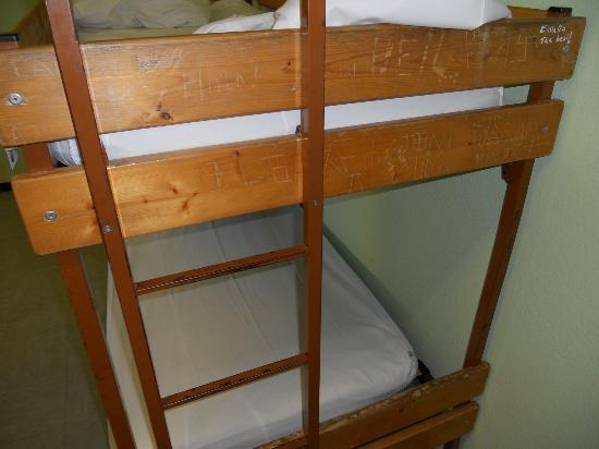 Auberge Bagatelle : chambre