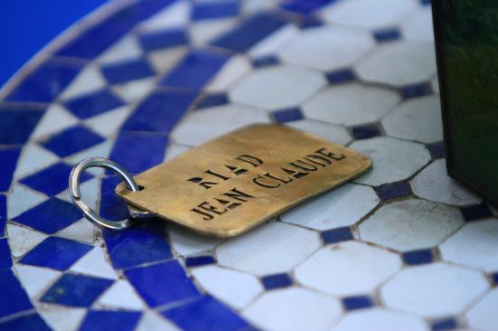 Riad Jean Claude: notre clé du jardin d'Eden