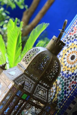 Riad Jean Claude: finesse du travail et des couleurs
