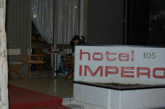 Hotel Impero: .
