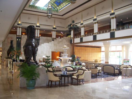 Lotte Legend Hotel Saigon: lounge