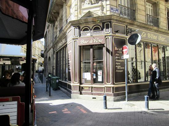 Le Wine Bar: Esterno