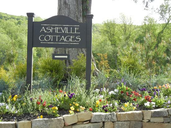 asheville cottages