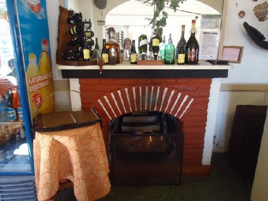 Restaurante Caseron de Tejas : Caserón de Tejas