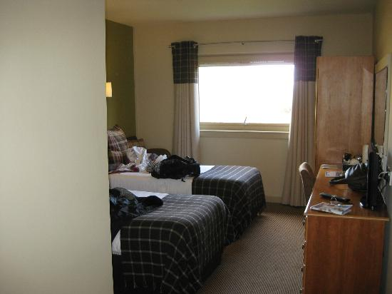Isle of Mull Hotel & Spa: Hotel room