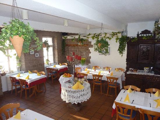 St. Wendel, Almanya: Frühstücksraum