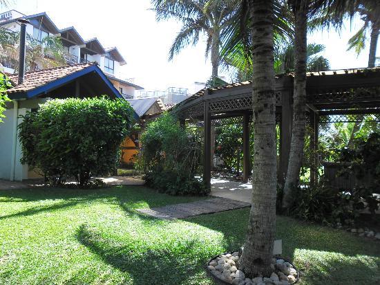 Costa Norte Ingleses Hotel: Jardin
