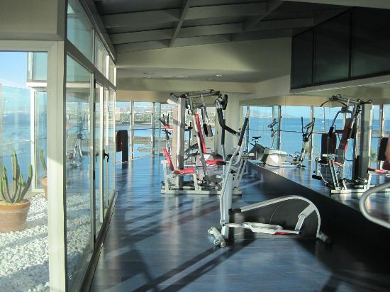 Arrecife Gran Hotel & SPA: Gimnasio