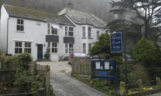 Penryn House Hotel: A very nice stay