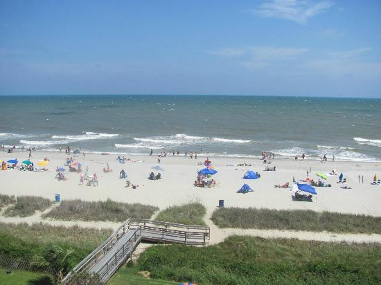 Carnival Inn & Suite @ The Beach: view from the 3rd floor