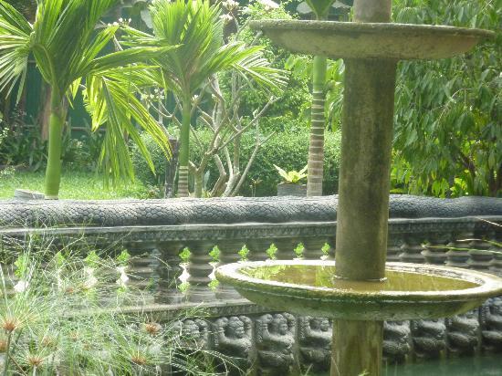 Angkor Spirit Palace: View from room