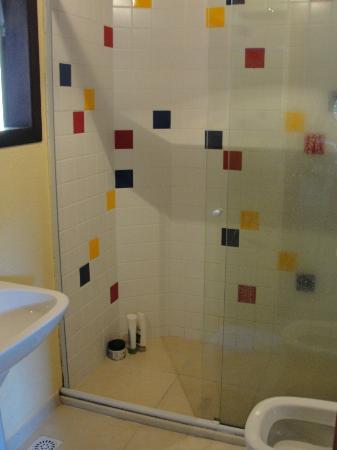 Casa Bonita: Baño