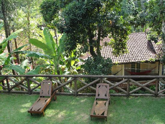 Casa Bonita: Vista desde el balcón