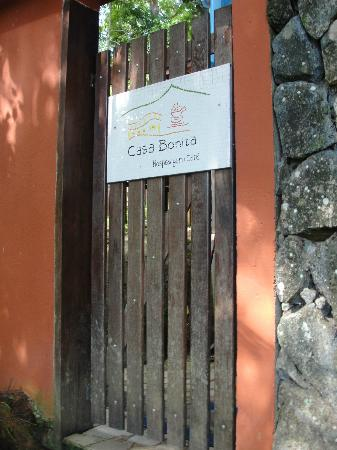 Casa Bonita: Entrada