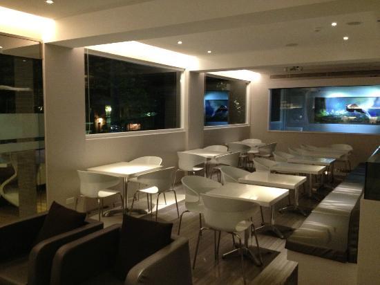 Dandy Hotel - Tianmu Branch: Cafeteria