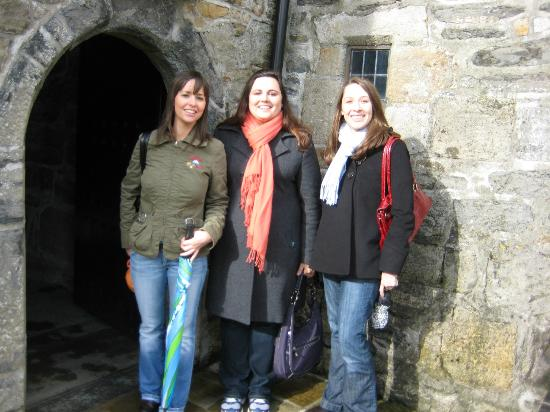 Donegal Town, Irlanda: enjoying the castle