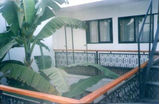 Hoteles Mar Azul: Exterior