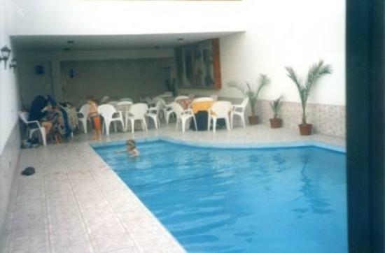Hoteles Mar Azul: Swimming Pool