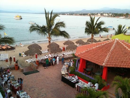 Decameron Los Cocos: Vista desde el 3er piso Cocos 1