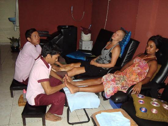 The Body Sanctum Spa Bali: our team