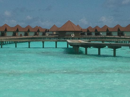 Robinson Club Maldives: Water VILLA