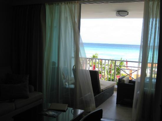 Ocean Two Resort & Residences: balcony