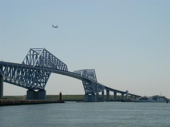 江東区, 東京都, bridge-Airplane-ship