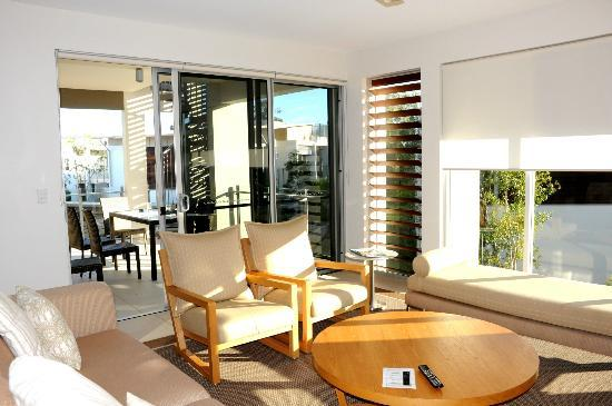 RACV Noosa Resort: Lounge area