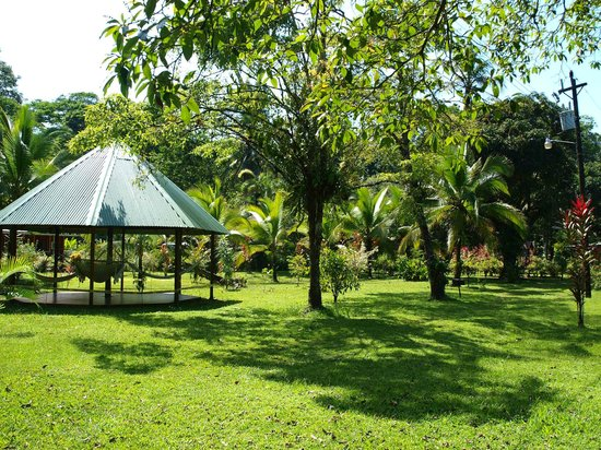 Samoa Lodge & Resort Tortuguero: le jardin