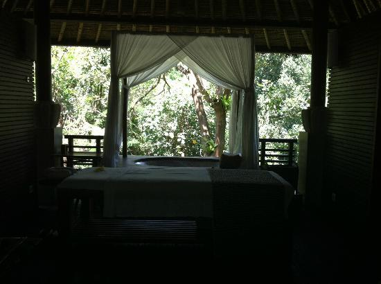 Maya Ubud Resort & Spa: spa room