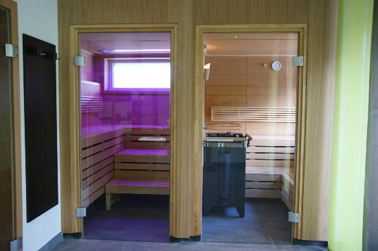 LEDERER's LIVING: saunas