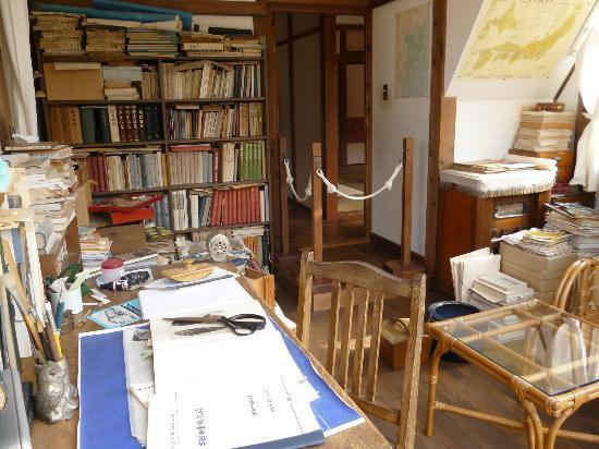 Nagakute, Japan: Father's study