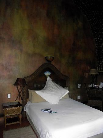 Shakaland: Clean and calm rooms.