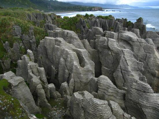 Fitzherbert Court Motel: Punakaiki -Pancake Rocks