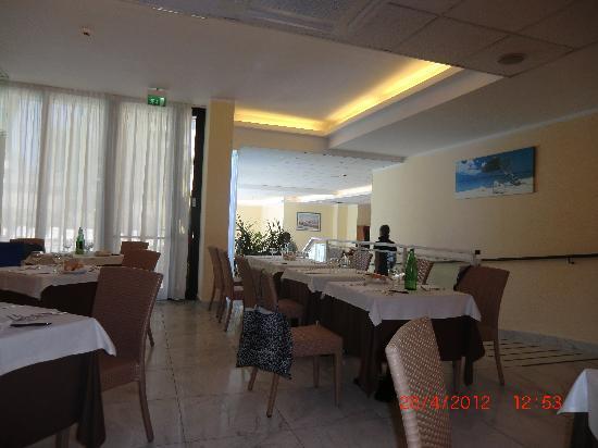 Park Hotel Kursaal: il ristorante